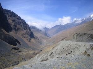 Bolivian Scenery
